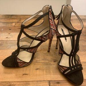 Zara brand Decorative heels